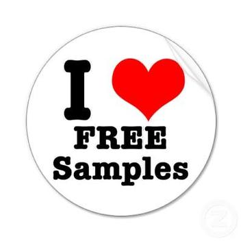 the description of free samples