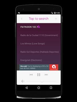 Argentina Radio screenshot 2