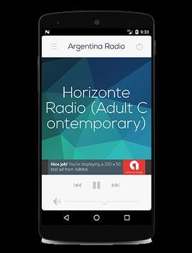 Argentina Radio screenshot 3