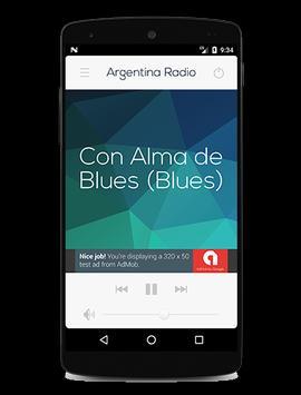 Argentina Radio screenshot 4