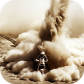Dirty Race. Extreme Wallpapers icon