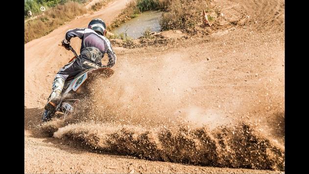 Motocross Race. Dirty Walls apk screenshot