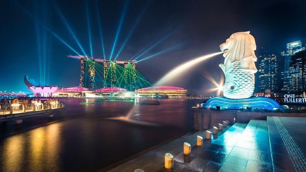 Singapore. Fantastic Wallpapers screenshot 2