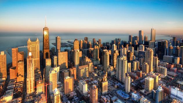 Chicago City Wallpapers screenshot 2
