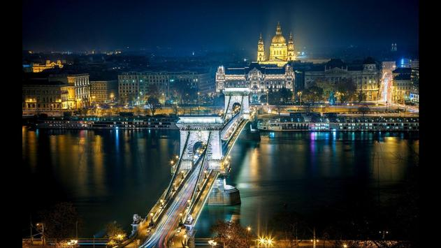 Budapest. Top Wallpapers poster