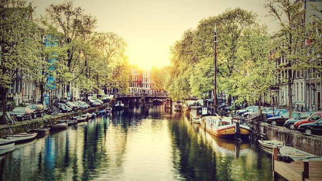 Amsterdam. World Wallpapers apk screenshot