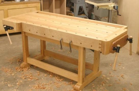 Terrific Free Woodworking Bench Plans 2 For Android Apk Download Machost Co Dining Chair Design Ideas Machostcouk