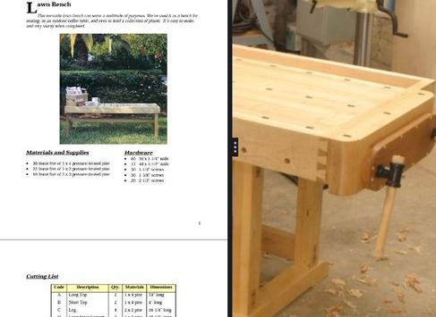 Astounding Free Woodworking Bench Plans 3 For Android Apk Download Machost Co Dining Chair Design Ideas Machostcouk