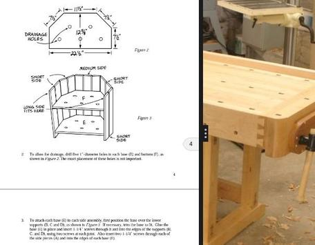 Super Free Woodworking Bench Plans 3 For Android Apk Download Machost Co Dining Chair Design Ideas Machostcouk