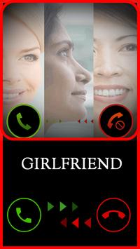 Fake Girlfriend Call poster
