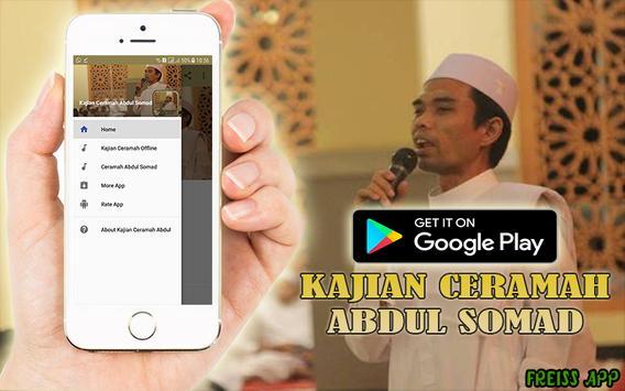 Kajian Ceramah Abdul Somad poster