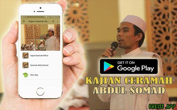 Kajian Ceramah Abdul Somad screenshot 1