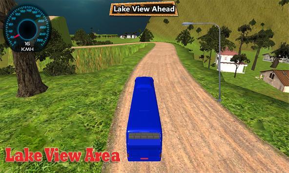 Tourist Hill Station Bus Drive apk screenshot