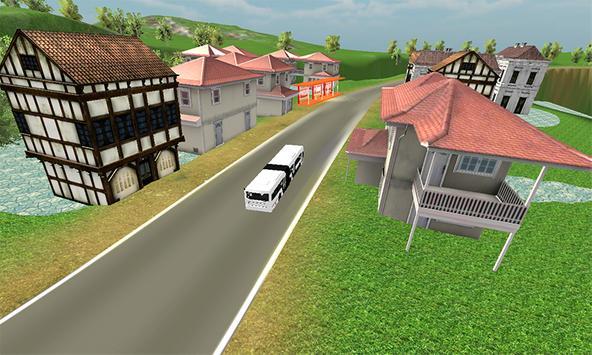PK Metro Bus Driving screenshot 2