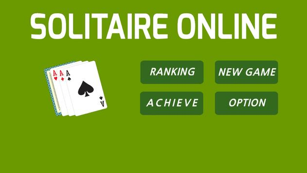 Solitaire Card Game Online poster