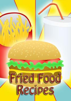 Fried Food Recipes poster