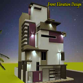 front elevation design icon