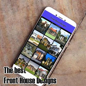 Front House Designs poster