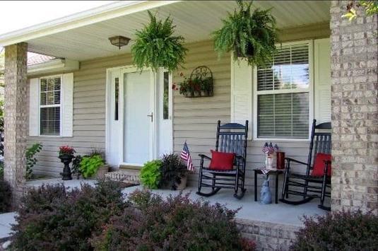 Front porch designs screenshot 7