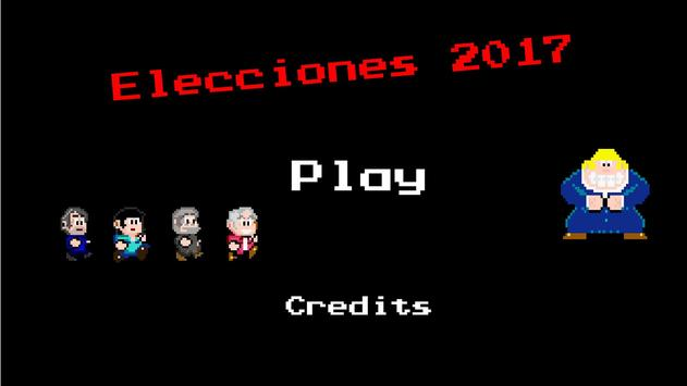 Elecciones 2017 apk screenshot