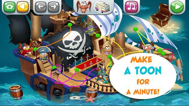 Frolik The Toon apk screenshot