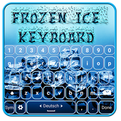 ❆Frozen Ice Keyboard ❆ icon
