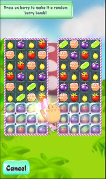 Fruit Splash Legend Match 3 screenshot 11