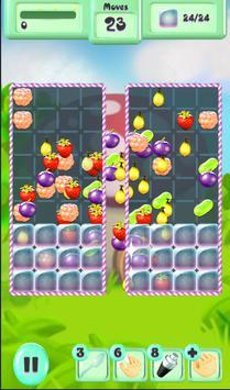 Fruit Splash Legend Match 3 screenshot 12
