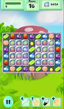 Fruit Splash Legend Match 3 screenshot 1