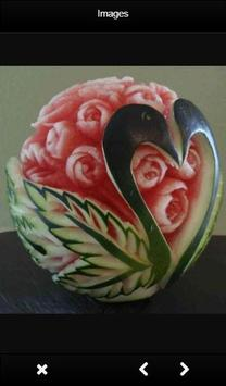 Fruit And Vegetable Carving screenshot 2