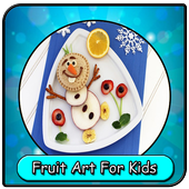 Fruit Art For Kids icon