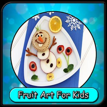 Fruit Art For Kids poster