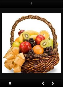 Fruit Basket Designs screenshot 30