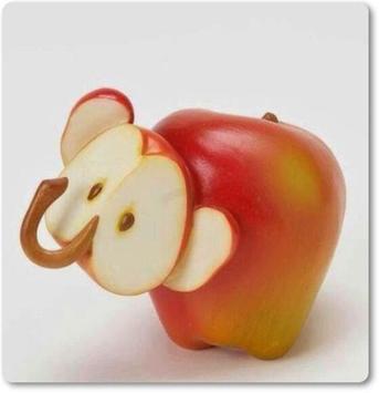 Fruit Vegetable Carving Arts screenshot 11