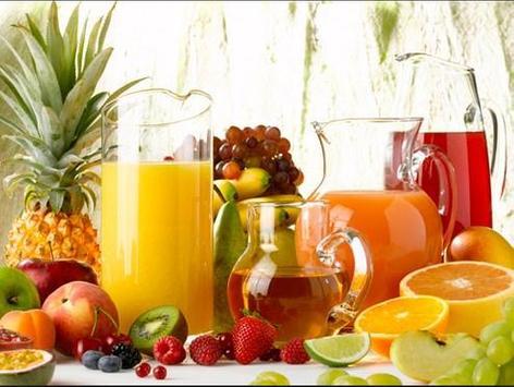 Fruit anf Juice Wallpaper HD screenshot 3