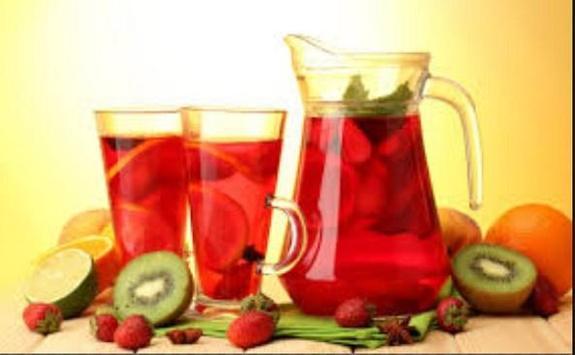 Fruit anf Juice Wallpaper HD screenshot 5