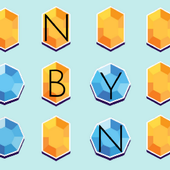 N by N - Binary Logic - Challenging Puzzle Game icon