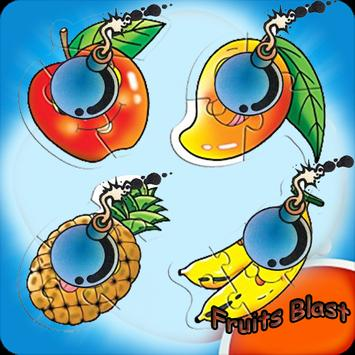 Fruits Blast:Puzzle poster