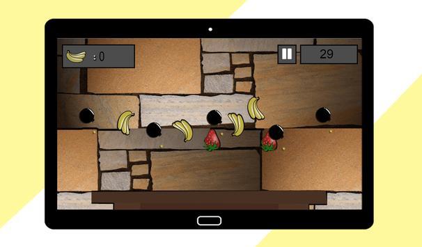 Fruit Slice 2D apk screenshot