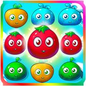 Fruit Splash Match 3 icon