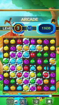 Fruit Splash Match 3 screenshot 4