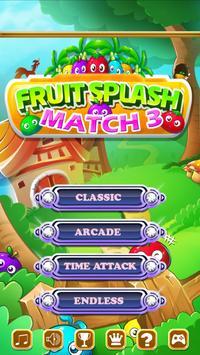Fruit Splash Match 3 screenshot 16