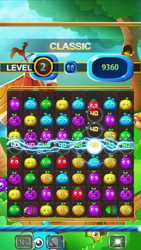Fruit Splash Match 3 screenshot 1