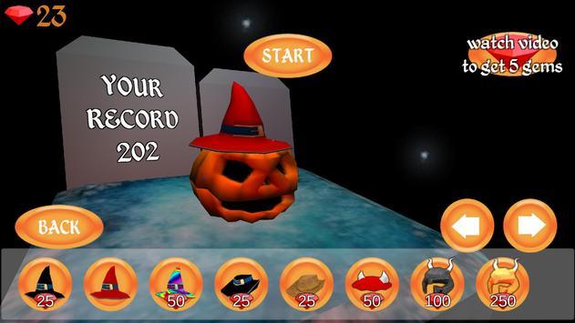 Pumpkin Jumper Halloween poster