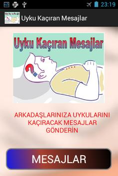 Uyku Kaçıran Mesajlar poster