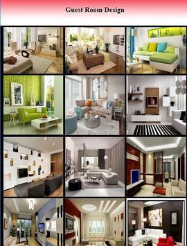 Guest Room Design captura de pantalla 3