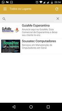 Guia Comercial Esperantina screenshot 3