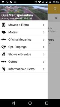 Guia Comercial Esperantina screenshot 2