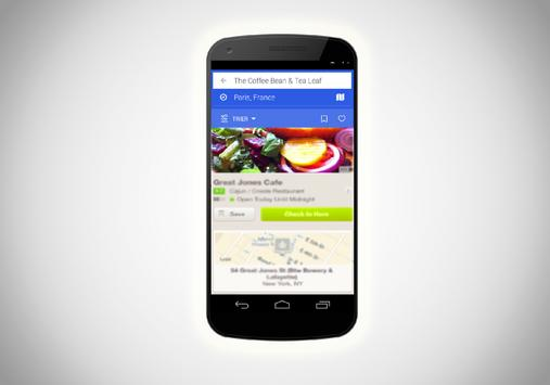 Guide For Foursquare apk screenshot