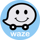Free Waze maps , gps , traffic , alerts Guide icon
